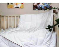 222115 Одеяло BABY BIO COTTON легкое 100х150