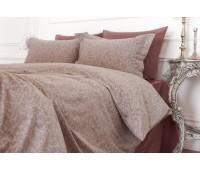 PU1200 Комплект постельного белья Plum Palette Grass Евро