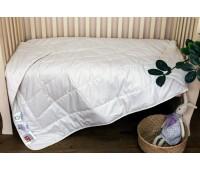 81113 Одеяло BABY ORGANIC LINEN GRASS всесезонное 100х135